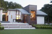 Фото 25 Фиброцементные панели для наружной отделки дома: преимущества, цены и процесс монтажа