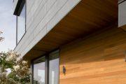 Фото 38 Фиброцементные панели для наружной отделки дома: преимущества, цены и процесс монтажа