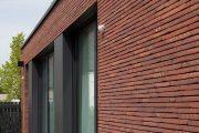 Фото 3 Фиброцементные панели для наружной отделки дома: преимущества, цены и процесс монтажа