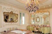 Фото 71 Французские интерьеры: 80 роскошных идей для аристократов и просто ценителей прекрасного