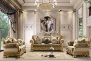 Фото 12 Французские интерьеры: 125+ роскошных идей для аристократов и просто ценителей прекрасного