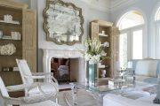 Фото 77 Французские интерьеры: 80 роскошных идей для аристократов и просто ценителей прекрасного