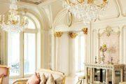 Фото 77 Французские интерьеры: 125+ роскошных идей для аристократов и просто ценителей прекрасного