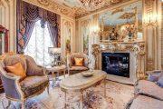 Фото 57 Французские интерьеры: 125+ роскошных идей для аристократов и просто ценителей прекрасного