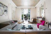 Фото 4 Французские интерьеры: 80 роскошных идей для аристократов и просто ценителей прекрасного