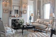 Фото 58 Французские интерьеры: 125+ роскошных идей для аристократов и просто ценителей прекрасного