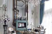 Фото 62 Французские интерьеры: 80 роскошных идей для аристократов и просто ценителей прекрасного