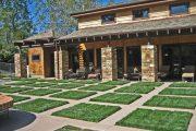Фото 17 Газонная трава, которая уничтожает сорняки: простое решение для идеального сада