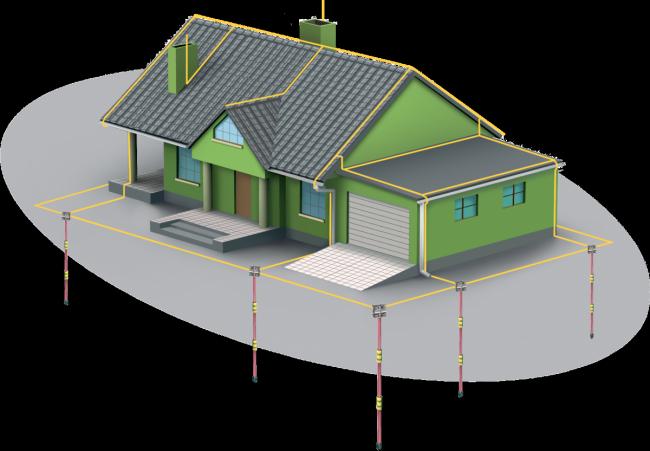Проект заземления частного дома своими руками