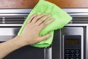 Фото 19 Как быстро помыть микроволновку внутри: полезные лайфхаки для бескомпромиссной чистоты