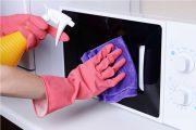 Фото 7 Как быстро помыть микроволновку внутри: полезные лайфхаки для бескомпромиссной чистоты