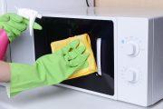 Фото 16 Как быстро помыть микроволновку внутри: полезные лайфхаки для бескомпромиссной чистоты
