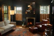 Фото 4 Как подобрать ковёр к интерьеру: советы декораторов и 80 беспроигрышных сочетаний