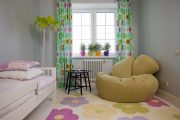 Фото 39 Как подобрать ковёр к интерьеру: советы декораторов и 80 беспроигрышных сочетаний