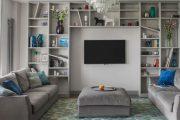 Фото 42 Как подобрать ковёр к интерьеру: советы декораторов и 80 беспроигрышных сочетаний