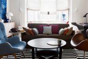 Фото 49 Как подобрать ковёр к интерьеру: советы декораторов и 80 беспроигрышных сочетаний