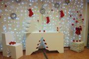 Фото 3 Как украсить кабинет к Новому году 2017: создаем стильное праздничное рабочее место