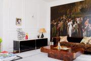 Фото 11 Консоль для гостиной: секреты выбора и 70 роскошных реализаций в интерьере