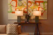Фото 31 Консоль для гостиной: секреты выбора и 70 роскошных реализаций в интерьере