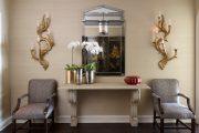 Фото 37 Консоль для гостиной: секреты выбора и 70 роскошных реализаций в интерьере