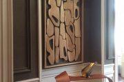 Фото 44 Консоль для гостиной: секреты выбора и 70 роскошных реализаций в интерьере