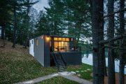 Фото 27 Красивые коттеджи: все тонкости возведения частных домов и обзор современных проектов