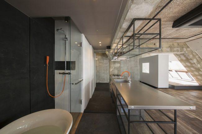 Одинаковый внутренний и наружный стиль дома - это классика