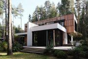 Фото 39 Красивые коттеджи: все тонкости возведения частных домов и обзор современных проектов