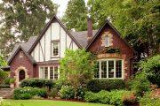 Фото 40 Красивые коттеджи: все тонкости возведения частных домов и обзор современных проектов