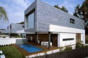 Фото 3 Красивые коттеджи (100+ фото): все тонкости возведения частных домов и обзор современных проектов