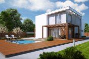 Фото 43 Красивые коттеджи: все тонкости возведения частных домов и обзор современных проектов