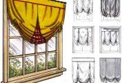 Фото 20 Лондонская штора: симбиоз роскоши и сдержанности для вашего интерьера