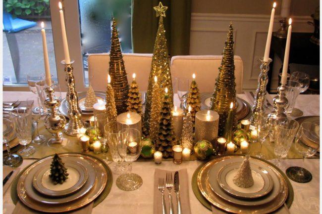 Новый год 2017 должен быть обязательно со свечами и живым огнем
