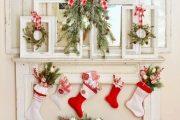 Фото 59 Декор без проблем: создаем украшения на Новый год своими руками и правильно сочетаем их