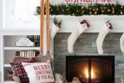 Фото 71 Декор без проблем: создаем украшения на Новый год своими руками и правильно сочетаем их