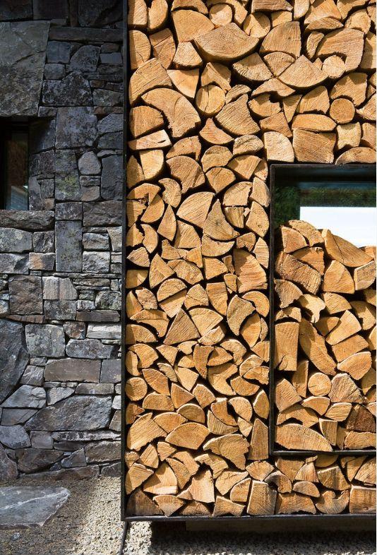 От качества строительных материалов зависит сохранность дров