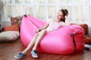 Фото 2 Надувной диван Lamzac: преимущества, примеры использования и тонкости ухода