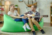 Фото 37 Надувной диван Lamzac: преимущества, примеры использования и тонкости ухода