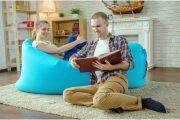 Фото 38 Надувной диван Lamzac: преимущества, примеры использования и тонкости ухода