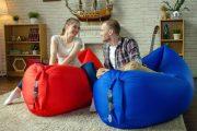 Фото 41 Надувной диван Lamzac: преимущества, примеры использования и тонкости ухода