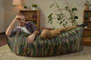 Фото 46 Надувной диван Lamzac: преимущества, примеры использования и тонкости ухода