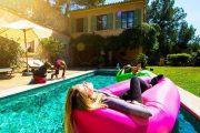 Фото 50 Надувной диван Lamzac: преимущества, примеры использования и тонкости ухода