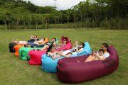 Фото 52 Надувной диван Lamzac: преимущества, примеры использования и тонкости ухода