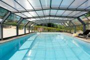 Фото 11 Навесы для бассейна из поликарбоната: 75+ решений для полноценного отдыха и релаксации