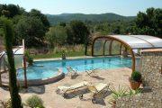 Фото 14 Навесы для бассейна из поликарбоната: 75+ решений для полноценного отдыха и релаксации