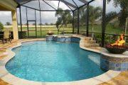 Фото 19 Навесы для бассейна из поликарбоната: 75+ решений для полноценного отдыха и релаксации