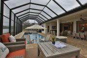 Фото 22 Навесы для бассейна из поликарбоната: 75+ решений для полноценного отдыха и релаксации