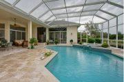 Фото 23 Навесы для бассейна из поликарбоната: 75+ решений для полноценного отдыха и релаксации