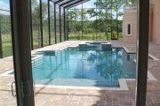Фото 26 Навесы для бассейна из поликарбоната: 75+ решений для полноценного отдыха и релаксации
