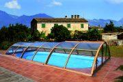 Фото 51 Навесы для бассейна из поликарбоната: 75+ решений для полноценного отдыха и релаксации